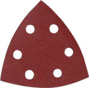 Schleifblatt 94x94 mm Korn 120 RED 10 Stk.