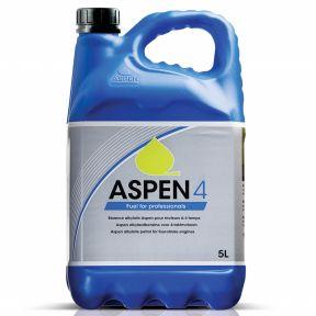 Gebrauchsfertige Benzinmischung 5 Liter für Viertaktmotoren.
