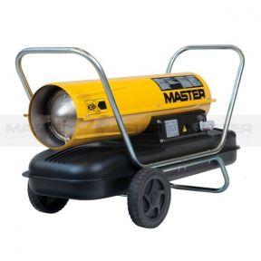 B100CED Direkte Ölheizer 29 kW 230 Volt