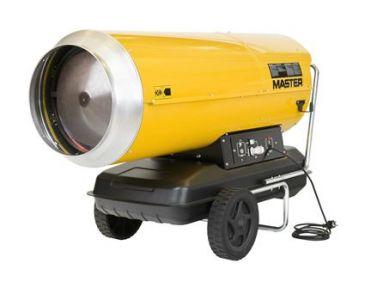 B230 Direkte Ölheizer 65 kW 230 Volt