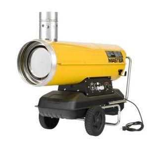BV290E Indirekte Ölheizer 85 kW 230 Volt