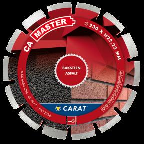 CAM2303000 Diamanttrennscheibe Ziegel / ASPHALT CA MASTER 230x22.2MM