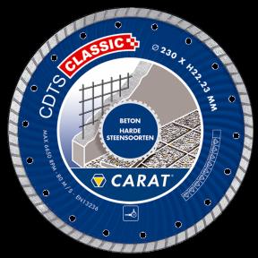 CDTSC12530 Diamanttrennscheibe CDTS CLASSIC 125x22.2MM