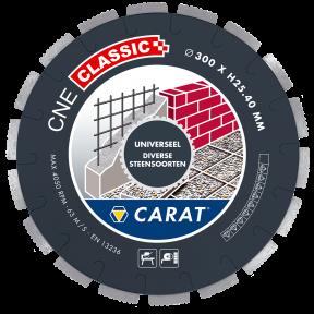CNEC350400 DiamanttrennscheibeUNIVERSAL CNE CLASSIC 350x25,4MM