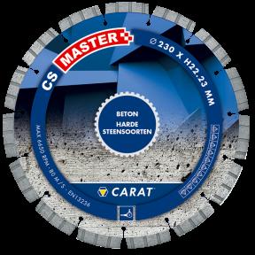 CSM1509000 Diamanttrennscheibe BETON CS MASTER, 150x22,2 MM