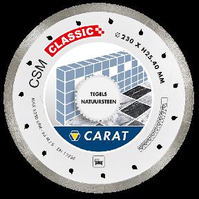 CSMC200400 Diamanttrennscheibe FLIESEN CSM CLASSIC 200x25,4MM