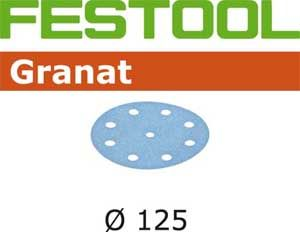 Schleifscheiben STF D125/8 P180 GR/100 497171