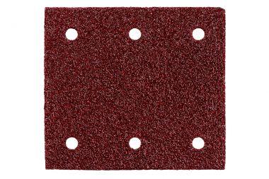 10 Haftschleifblätter 115x103 mm, P 120, H+M, SR