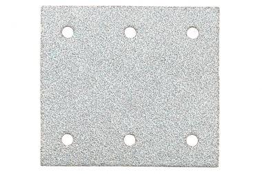 10 Haftschleifblätter 115x103 mm, P 80, Farbe, SR
