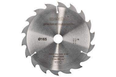 Kreissägeblatt HW/CT 165x20, 18 WZ 20°, classic