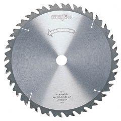 Sägeblatt-HM 370 x 2,2/4,2 x 30 mm, Z 18, WZ, für Längsschnitte in Holz (MKS 145 Ec)