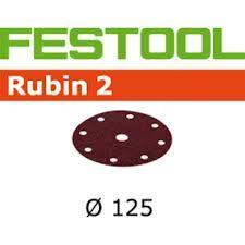 Schleifscheiben STF D125/8 P120 RU2/10 499105