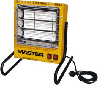 TS3A Halogenstrahler 2,4 kW 230 Volt