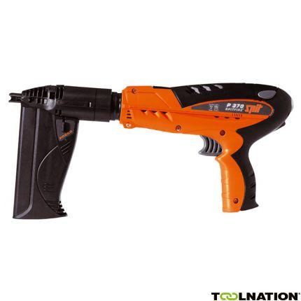 SPITFIRE P370 - incl. Magazin Universal-Bolzensetzgerät für vielfältige Anwendungen 50-60 mm