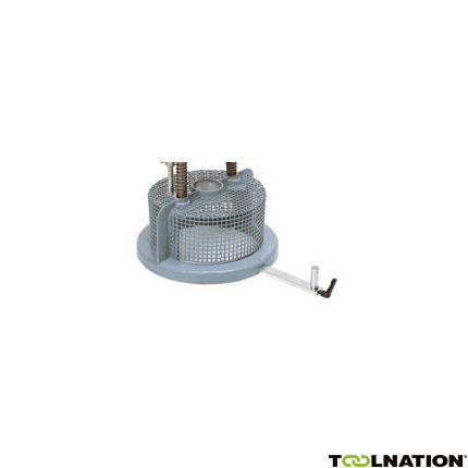 Sonderbohrgestell für Ringdübelbohrwerkzeuge, ohne Bundseitenanschlag ohne Bundseitenanschlag