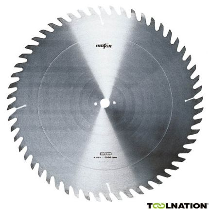 Sägeblatt-HM 225 x 1,8/2,5 x 30 mm, Z 68, FZ/TR, für Kunststoff- und Aluminium-Profile