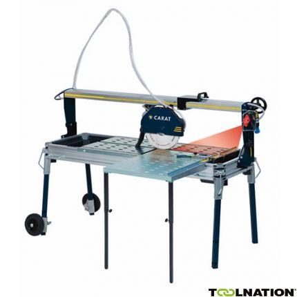 P-3508 Laser-Steinsäge + Seitentisch + Diamanttrennscheibe 230 Volt
