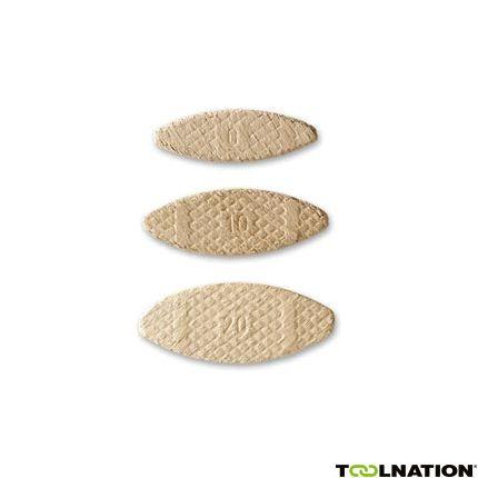 Holzlamellen Sortiment - 250X0 + 250X10 + 500X20