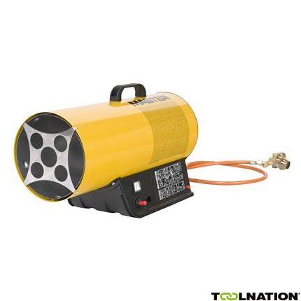 BLP53M Gas Luftheizgerät 53 kW 230 Volt