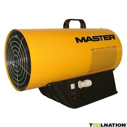 BLP53ET Gas Luftheizgerät 52 kW 230 Volt