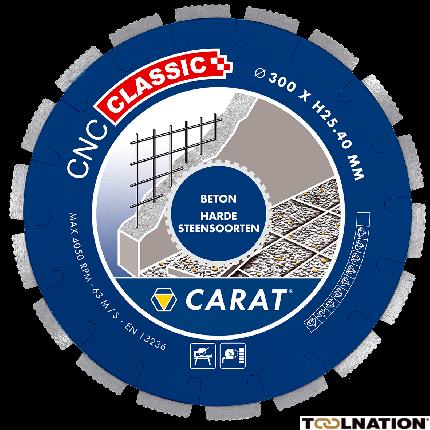 CNCC300500 DiamanttrennscheibeBETON CNC CLASSIC 300x30,0MM