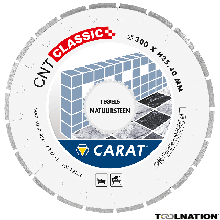 CNTC350400 Diamanttrennscheibe NATURSTEIN CNT CLASSIC 350x25,4MM