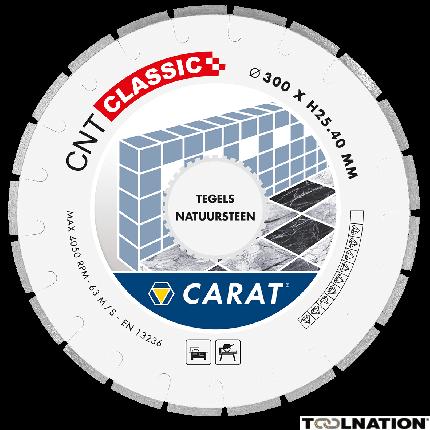 CNTC350500 Diamanttrennscheibe NATURSTEIN CNT CLASSIC 350x30,0MM
