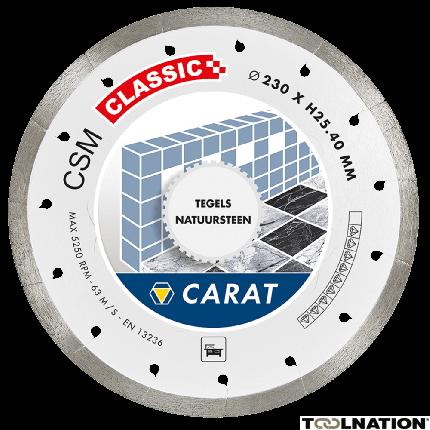 CSMC250400 Diamanttrennscheibe FLIESEN CSM CLASSIC 250x25,4MM