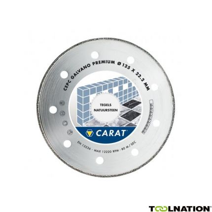 CEPS180300 Diamanttrennscheibe GALVANO PREMIUM 180x22,2MM, TYP CEPS