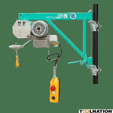 Seilzug/Seilwinde ES150N 230 Volt 150 kg mit Gerüstbefestigung