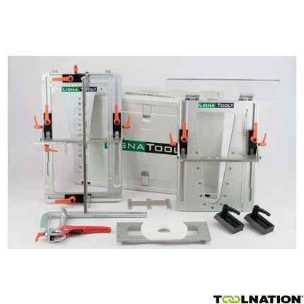LT060CF Schwalbenschwanzfrässystem Complet Set