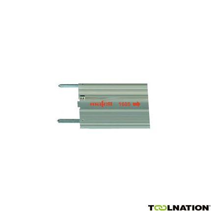 Führungsschienen-Verlängerung 1600 für eine Nutzlänge von 1600 mm