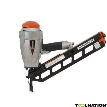 PSN100.1 Druckluftnagler für 34° papiergebundene Streifennägel von 50 bis 100 mm