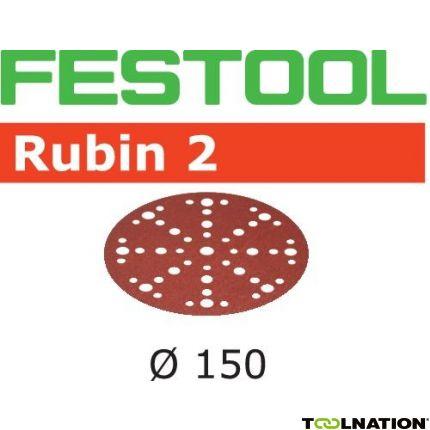 Schleifscheiben STF D150/48 P150 RU2/10 575183