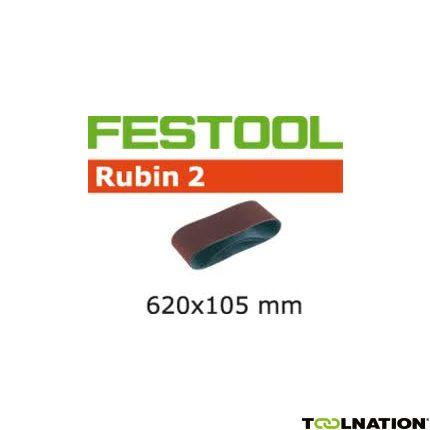 Schleifband L620X105-P60 RU2/10 499150