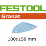 Schleifblätter STF DELTA/7 P220 GR/100 497141