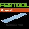 Schleifstreifen STF 80x400 P240 GR/50 497163